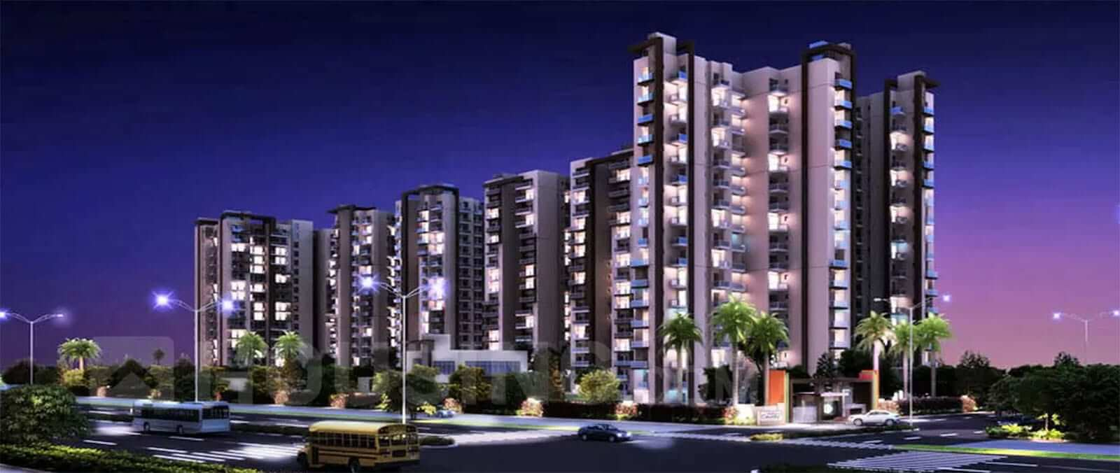 Best Flats at resonable rates in Faridabad